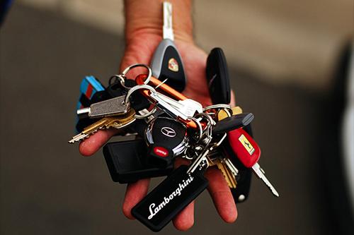 Expensive Car Keys Bossluxury Luxury News