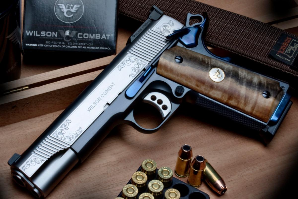 Wilson Combat - Luxury Pistol.