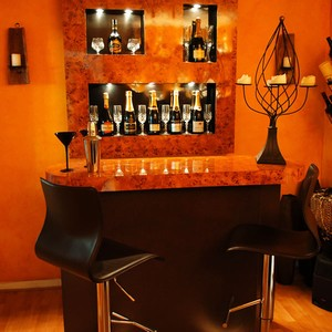 Good Delightful Luxury Home Drinks Bar