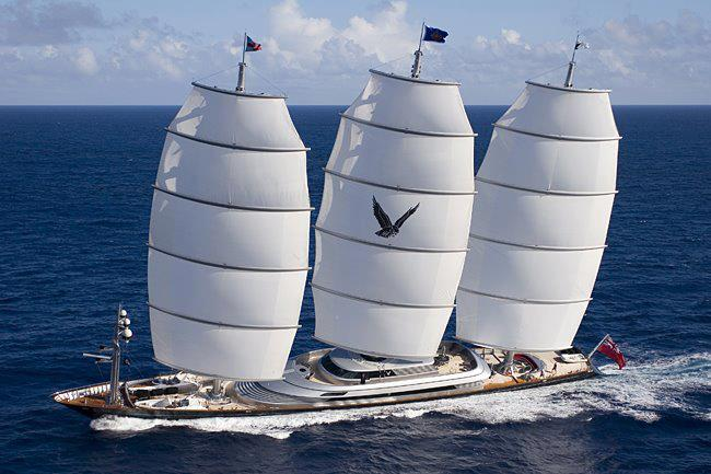 maltese falcon sailing Boat