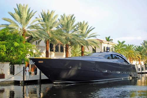 Beautiful graphite Boat