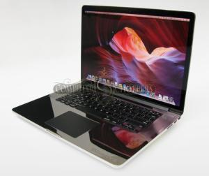 Platinum apple macbook