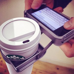 iphone 5 cup holder case