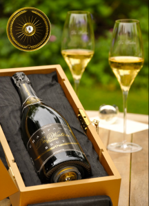 De Watere Luxury champagne