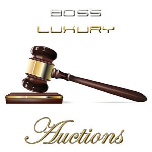 bossluxury luxury auctions