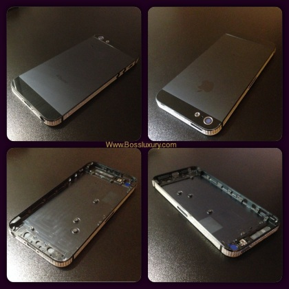 swarovski crystal iphone 5