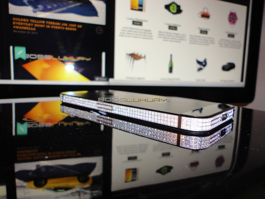 Diamond iphone 5 5
