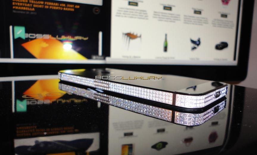 Diamond iphone 5 5