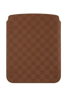 brown-louis-vuitton iPad cover
