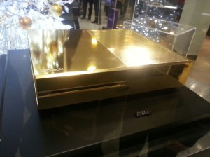 24kt gold xbox one