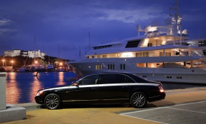 Maybach luxury Boat