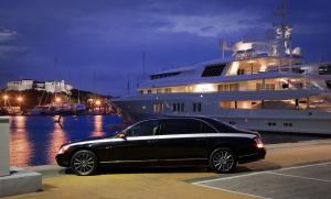 Maybach luxury Boat