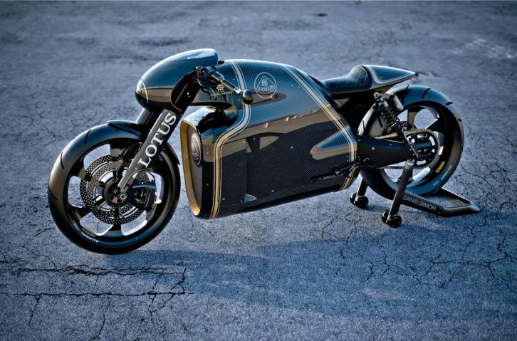 lotus super bike