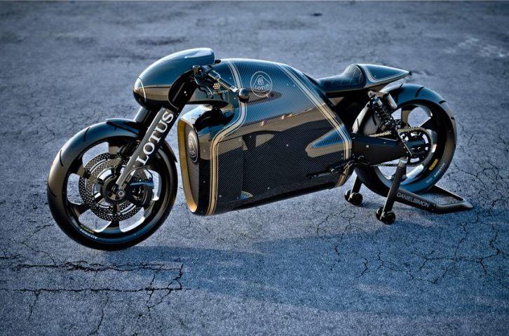 lotus super bike