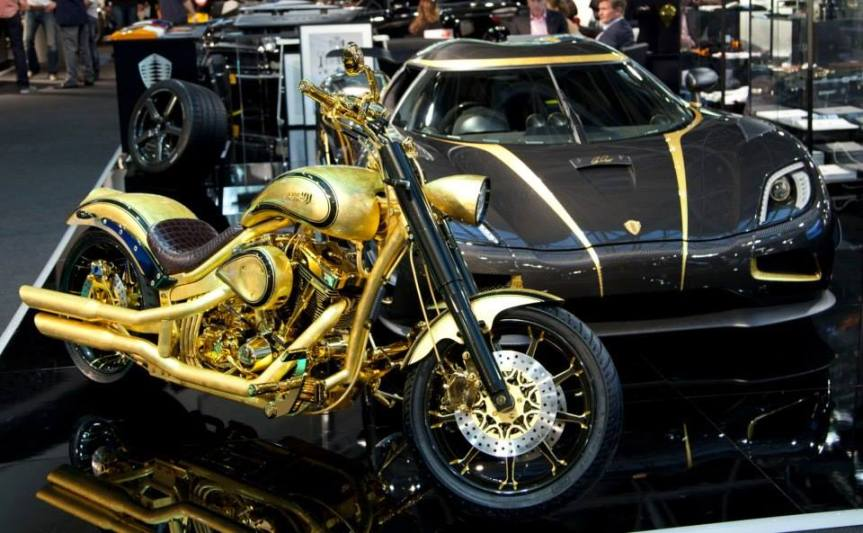 most expensive motorbike