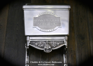 Luxury Bespoke Toilet cistern