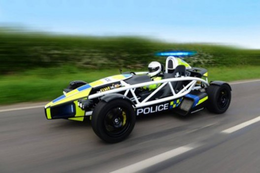 police ariel atom