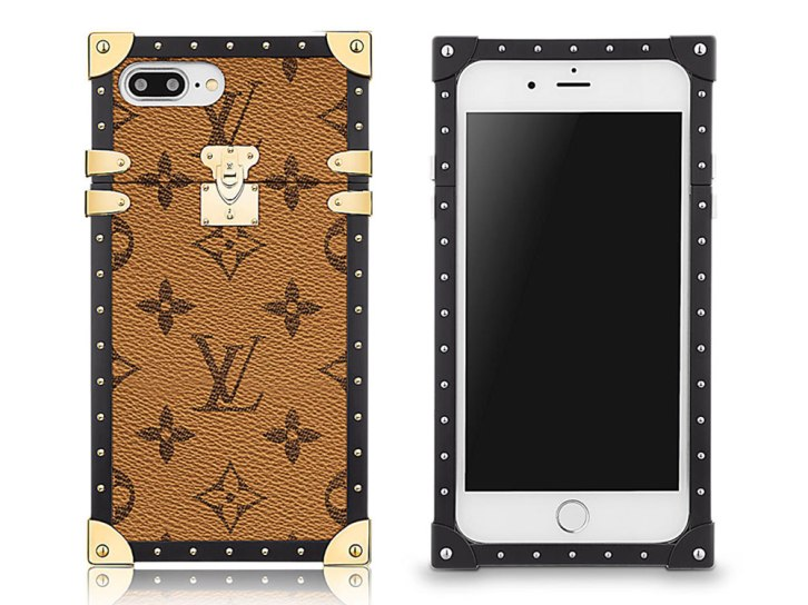 detailed look 91af6 1183e Louis Vuitton Eye-Trunk Apple Iphone Case | Bossluxury luxury News