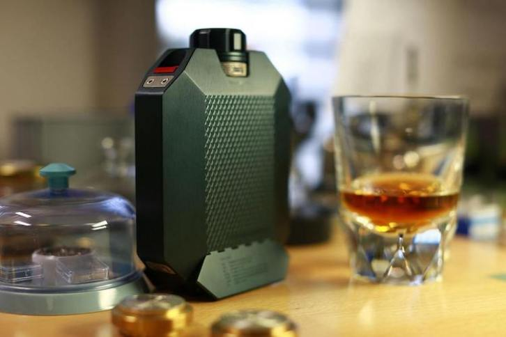 Tough-And-Elegant-Macallan-x-URWERK-Flask-1